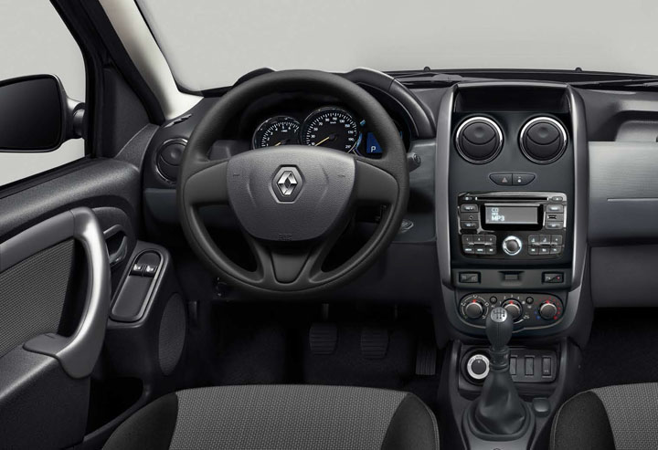 комплектации renault duster expression отзывы